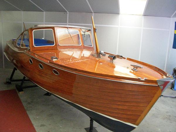 Onderhoud & verkoop boten