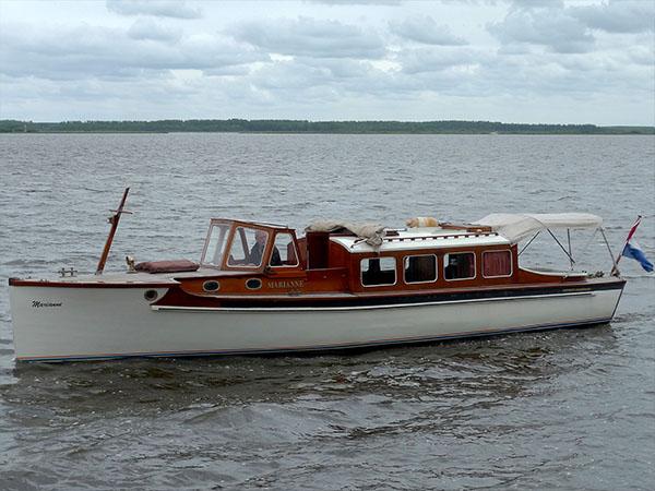 Rondvaarten Lauwersmeer
