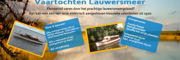 Vaartochten Lauwersmeer