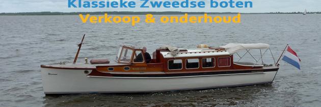 Klassieke Zweedse boten